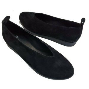 Eileen Fisher Women Slip-On Flats low wedge shoes